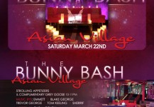 Asian Village Bunny Bash